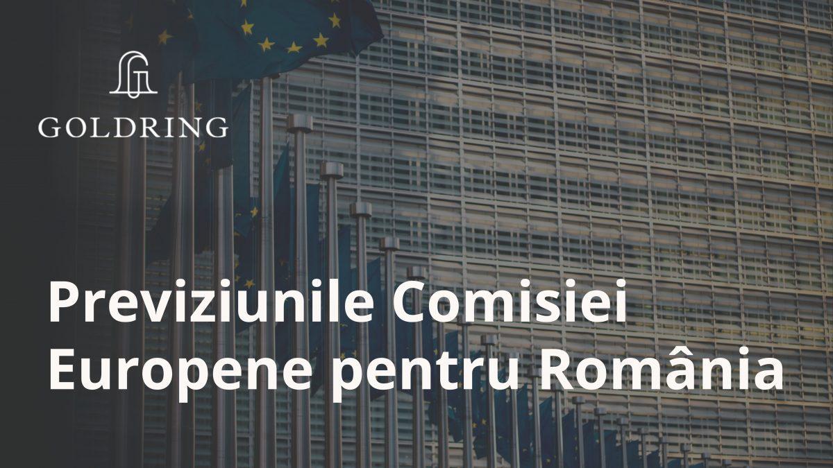 Previziuni CE pentru România